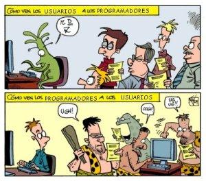 Usuarios y Programadores